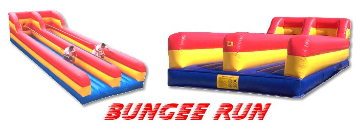 Bungee Run - Great Fun for adults and kids