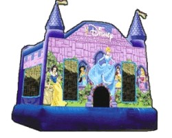 Themed Jumping Castles