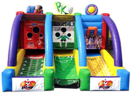 Sporting Games - great comp[etition for your party or event!
